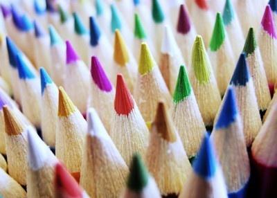 Crayons #crayons: Colored Pencil, Love Photos, Candy Houses, Crayons Crayons, Colour Pencil, Colors Pencil Marketing, Sharpener Colors, Art Supplies, Pencil Art