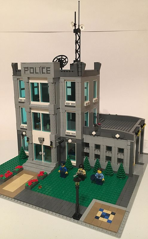Police Station 1   by gipmetro
