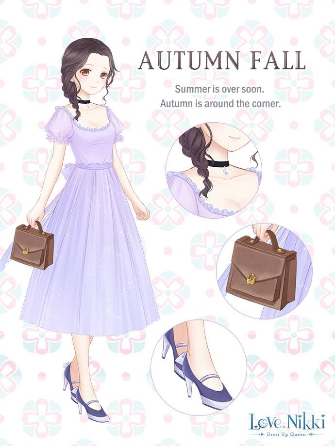 Fall Outfits Anime