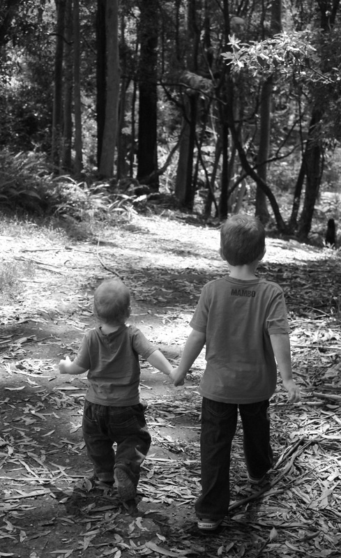 Brothers - Zoe Elizabeth Photography