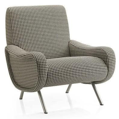 Houndstooth Chair #Chair #Houndstooth