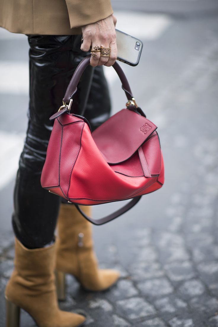 The Designer Handbags Worth Investing In For 2018 - THE LOEWE PUZZLE BAG from InStyle.com