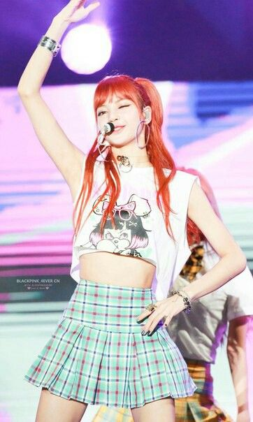 Lisa • Blackpink  Ulsan Summer Festival