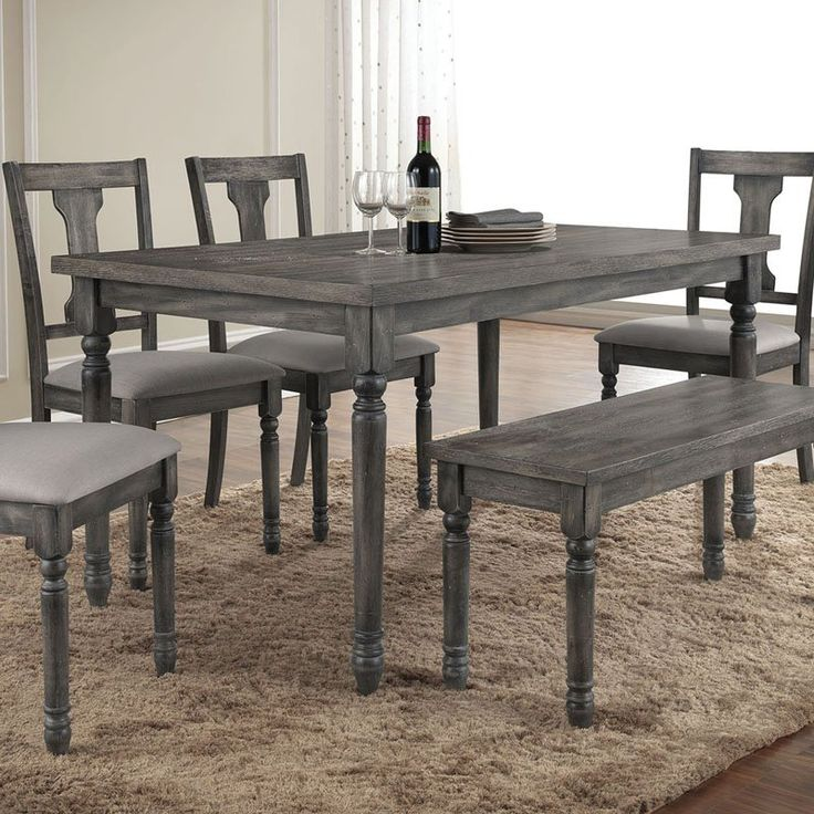 Best 25+ Gray dining tables ideas on Pinterest