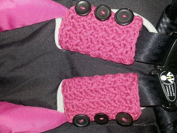 Crocheted Baby Car Seat Covers Bucket List To Make