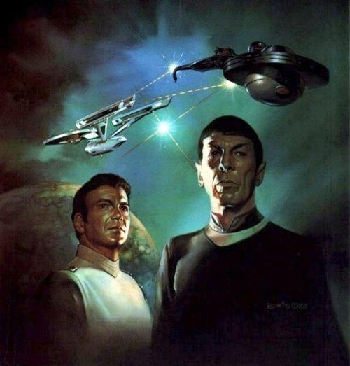 Pixel Atômico Classic Sci Fi Illustrations 8 Boris Vallejo: Boris Vallejo - Black Fire, 1982.