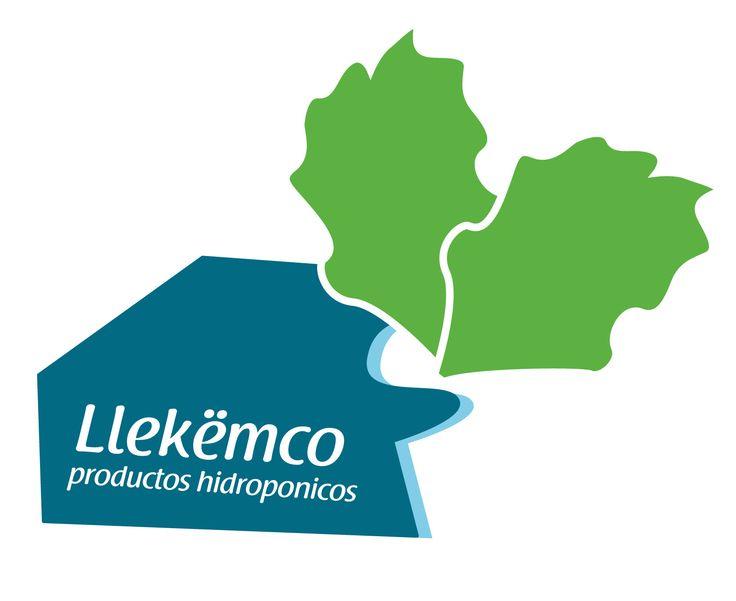 Marca Llekëmco ; productos hidropónicos Cliente privado.