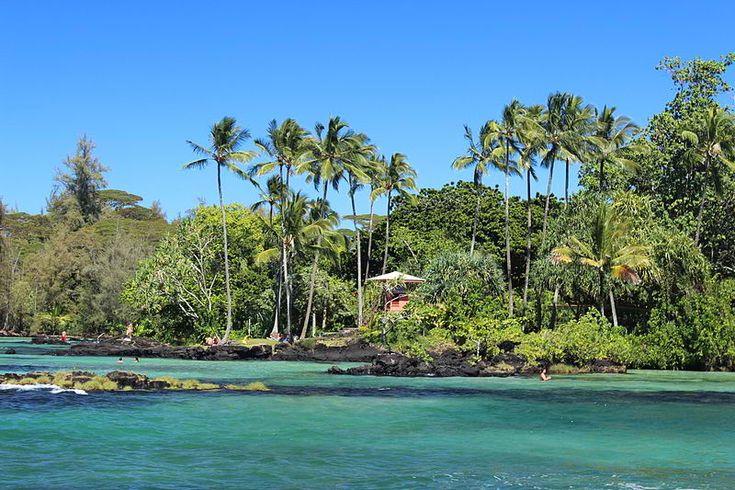James Kealoha Beach Park - South Hilo, Hawaii