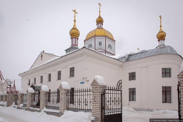 Главный храм уездной Судогды