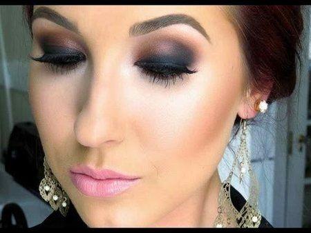 Bombshell Makeup tutorial