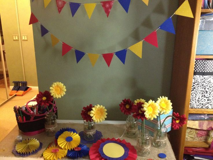 colombian party decorations - Google Search