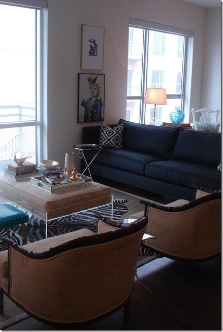 apartment contempary style