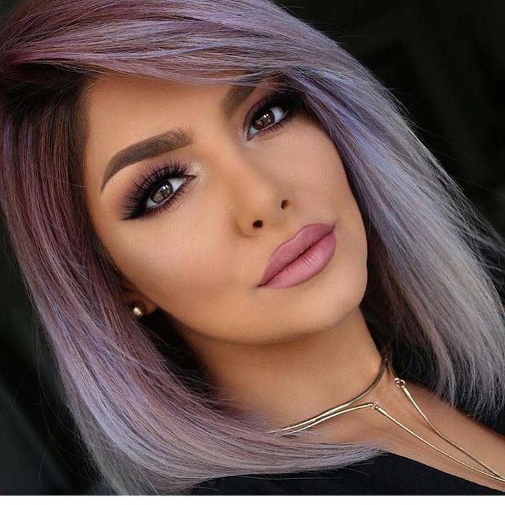 """Hair goals ? ---------------------------------------------------------------- FOLLOW US & BE FEATURED❗️❗️❗️❗️❗️ #anastasiabeverlyhills #makeuplook #mua…"""