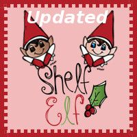 Free Shelf Elf pack! Over 80 pages to go with the Elf on the Shelf - 3Dinosaurs.com.  Amazing learning pack for pre-K.