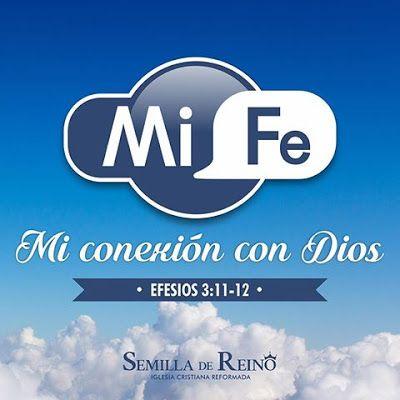 """""""MI FE, MI CONEXIÓN CON CRISTO"""" REFLEXIONES PARA VOS http://reflexionesparavos.blogspot.com/…/mi-fe-mi-conexion-… #ReflexionesParaVos"""