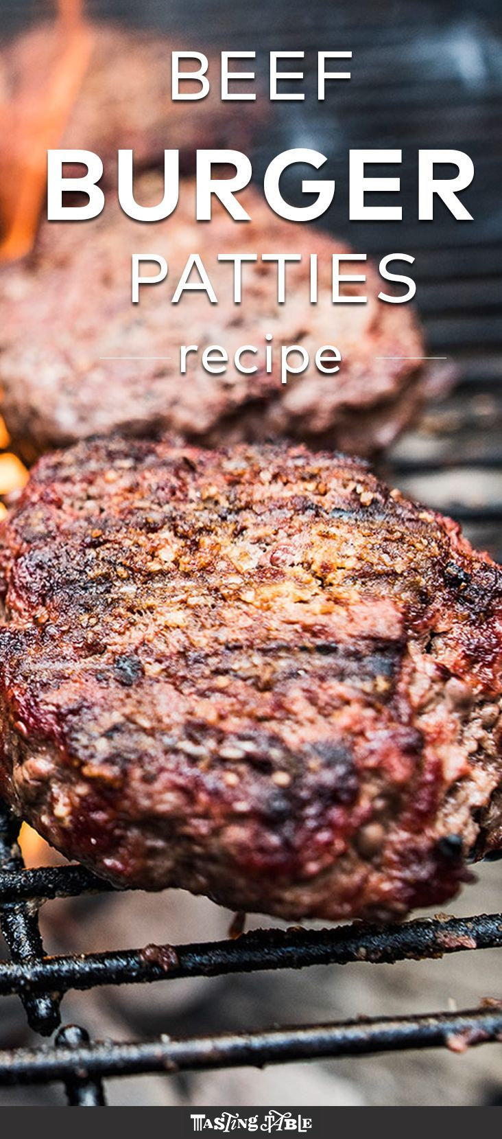 Our perfect burger blend is a combo of beef chuck, brisket and short ribs.