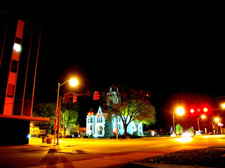rochester  indiana the place i lived for 10 days following