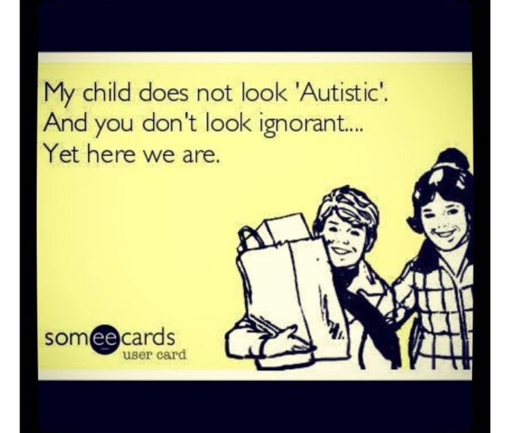 29 Memes That Nail What It's Like to Be an 'Autism Parent' | The Mighty