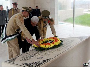 The remains of Yasser Arafat have been exhumed as part of an investigation into how the Palestinian leader died.