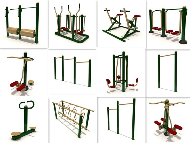 Best 25 outdoor fitness equipment ideas on pinterest outdoor fitness outdoor gym equipment - Best cardio equipment for small spaces property ...