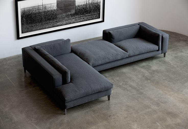 Nice Hugo Girl. Hugo Sectional Sofa. Http://www.montauksofa.com |  Surroundings... | Pinterest | Living Room Sofa, Living Rooms And Interiors