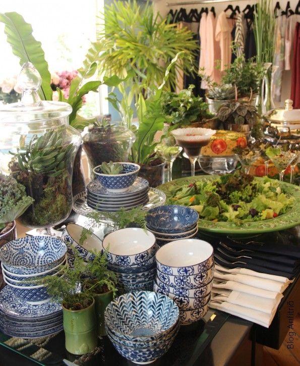 almoço-5 como receber em casa decoração mesas