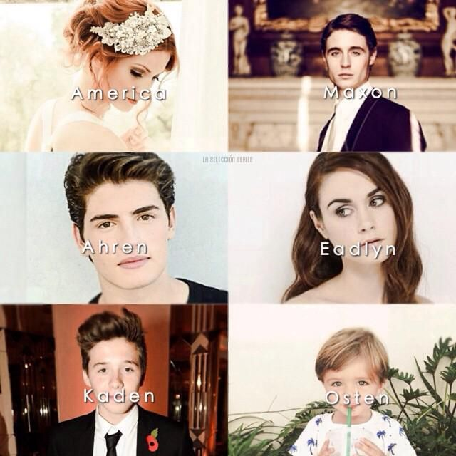 The Schreave family is so cute! Well... Osten is anyway. Kaden, Ahren and Maxon however... They could start a fire!!!