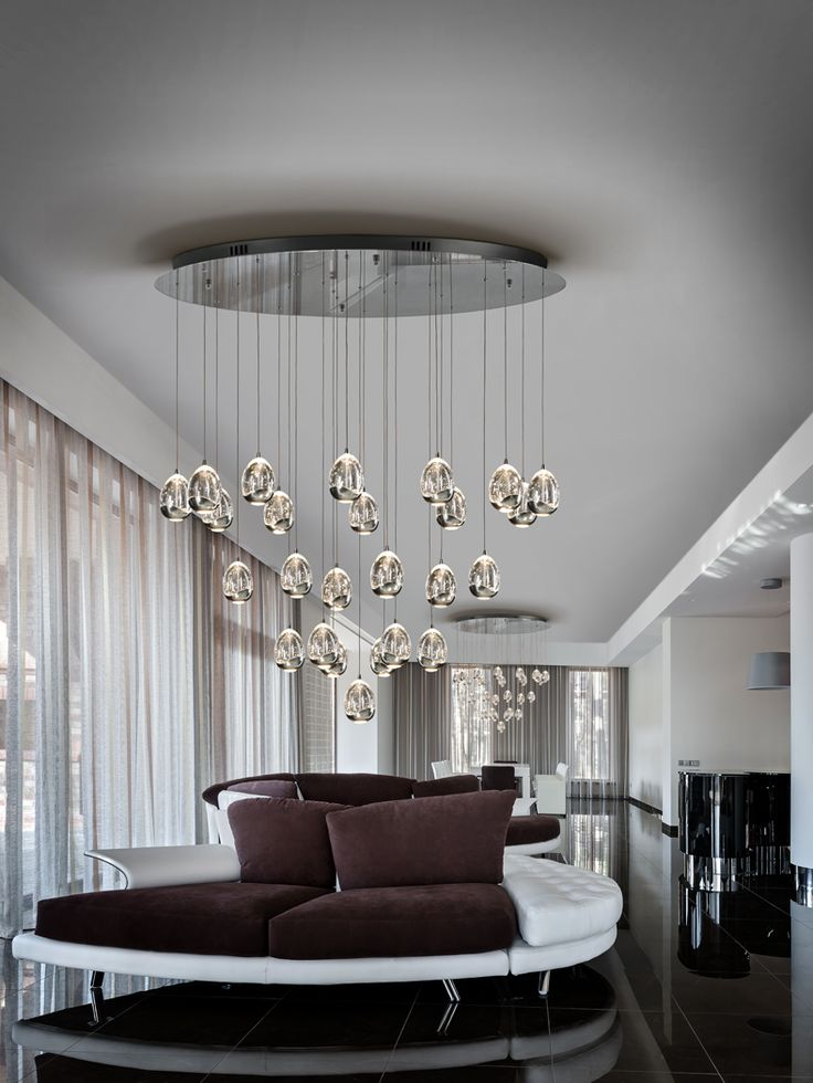 Epic Espectacular l mpara de techo de grandes dimensiones de la firma Sch ller TiendaOnLine mueblesmodernos