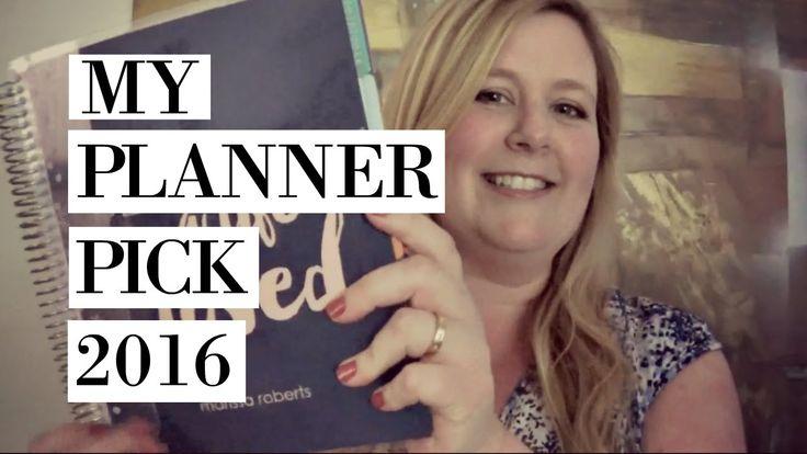 Erin Condren Life Planner: My 2016 planner pick
