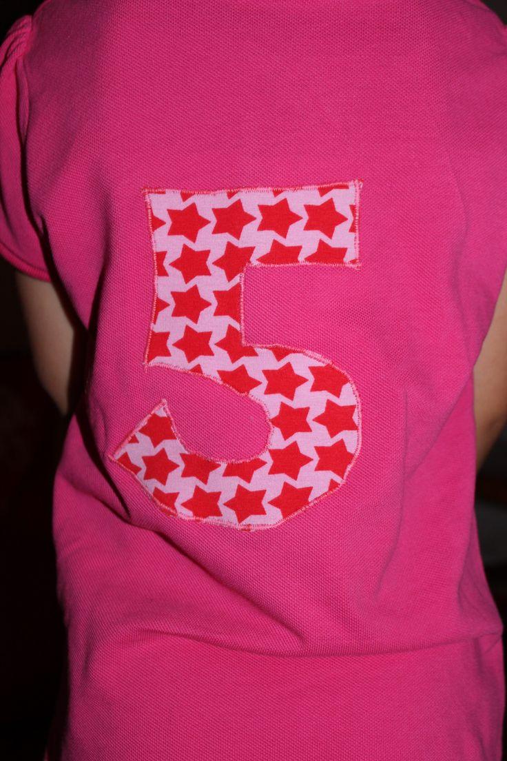 das Geburtstag T-Shirt