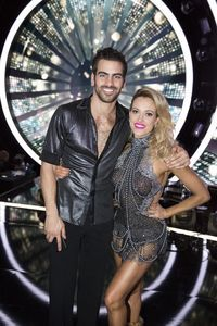 dwts season 22, week 1.   Nyle and Peta #teamredefiningdance