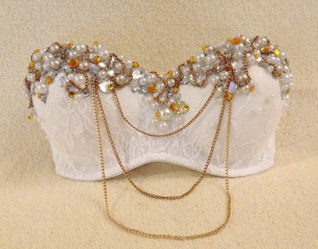 Greek Goddess Bra