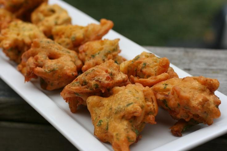 Onion Bhajias