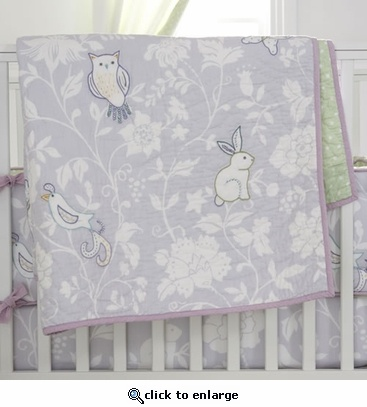 owl baby bedding!