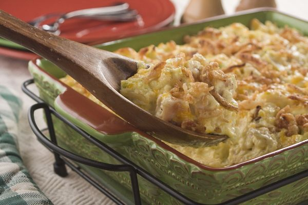 Unforgettable Chicken Casserole: Our Best Chicken Casserole Recipes | MrFood.com