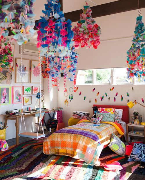 Bedrooms Full Of Personality
