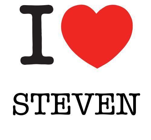 I Heart Steven #love #heart