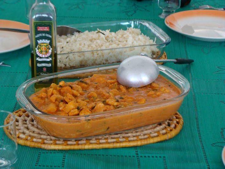 Receita de Camarão light com abacaxi e majericão - Show de Receitas
