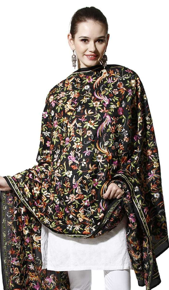 Indian Embroidered Sarees: 16 Best Gara Parsi Images On Pinterest