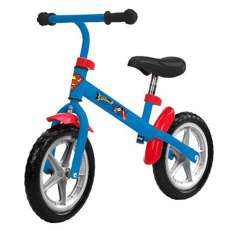 Vehicule pentru copii :: Biciclete si accesorii :: Biciclete fara pedale :: Bicicleta fara pedale Superman 12 Nordic Hoj