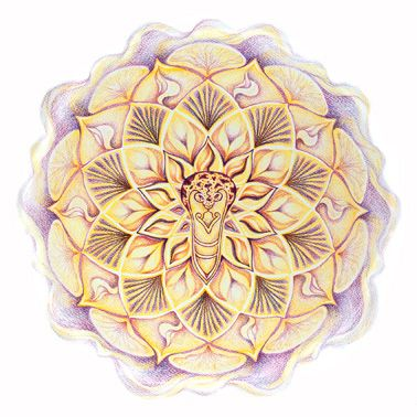 Het derde - zonnevlecht - chakra leert ons ego, persoonlijkheid en zielenkracht met elkaar te verbinden en angst te overwinnen.