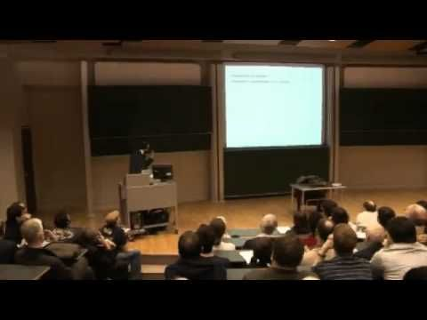 Entropy and H theorem: The mathematical legacy of Ludwig Boltzmann - YouTube