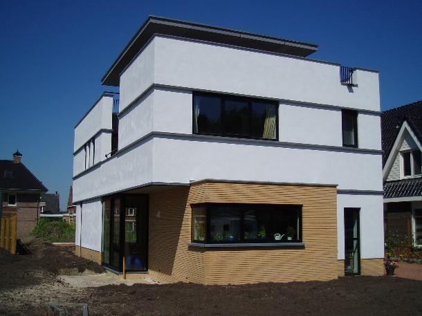 Vrijstaand woonhuis, Nieuwegein - alle projecten - projecten - de Architect