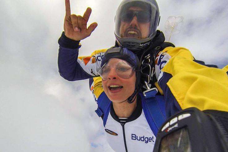 Abenteuer Fallschirmspringen: Atemlos durch die Luft