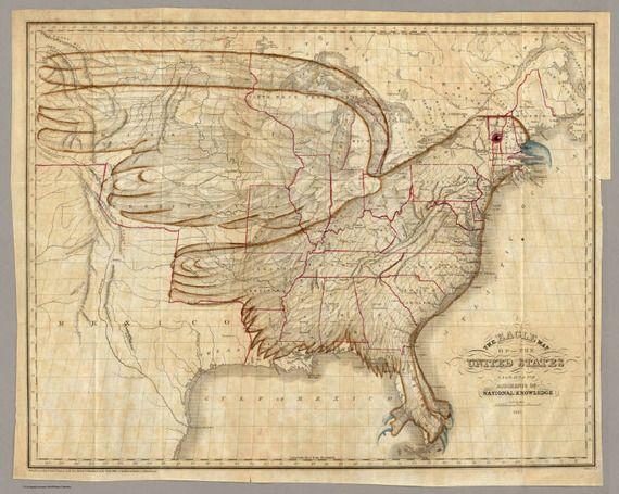 The Digital Public Library of America's vast treasure trove of maps.