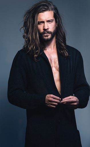 TAYLOR DAVID. People. Bearded. Beards. Men. Hot Guys. Dapper. Real. Rugged. Indie. Alt. Style. Handsome. Photo. Long Hair.
