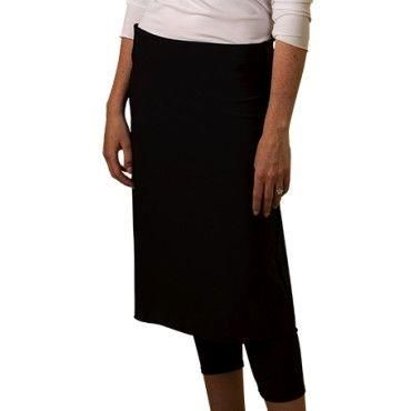 "The modest ""swim ski  The modest ""swim skirt"" that works great as a running or gym skirt...  www.themodestblog..."
