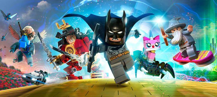 Home – LEGO® DIMENSIONS™ – LEGO.com - Dimensions LEGO.com