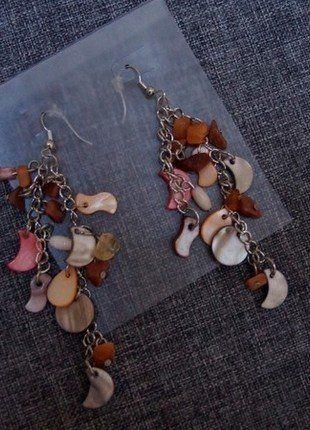 Kaufe meinen Artikel bei #Kleiderkreisel http://www.kleiderkreisel.de/accessoires/ohrringe/145661204-muschelohrhanger-hochwertiger-modeschmuck-neu