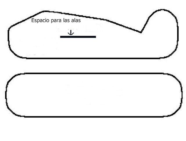 Como hacer un avión de gomaespuma
